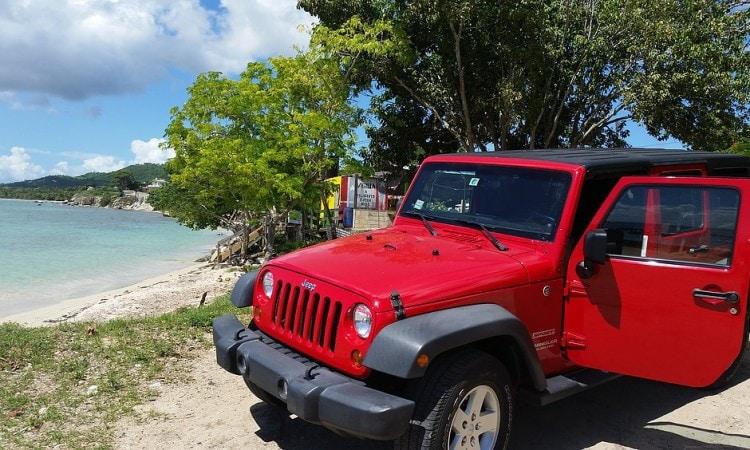 Island Jeep Rental