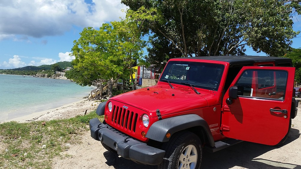 Rent a Jeep With Us!